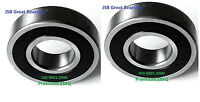 Sealed Two Emq Premium Abec3 Bearings Set For Maytag Neptune Washer Machine