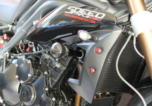 EVOTECH Set Tampons Defender Triumph Speed Triple 2011 - 2015