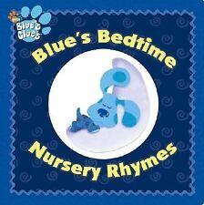 Blue S Bedtime Nursery Rhymes Clues By Various