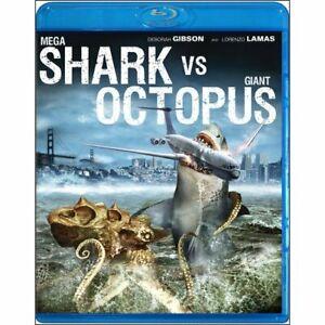 Mega Shark vs. Giant Octopus [Blu-ray] NEW