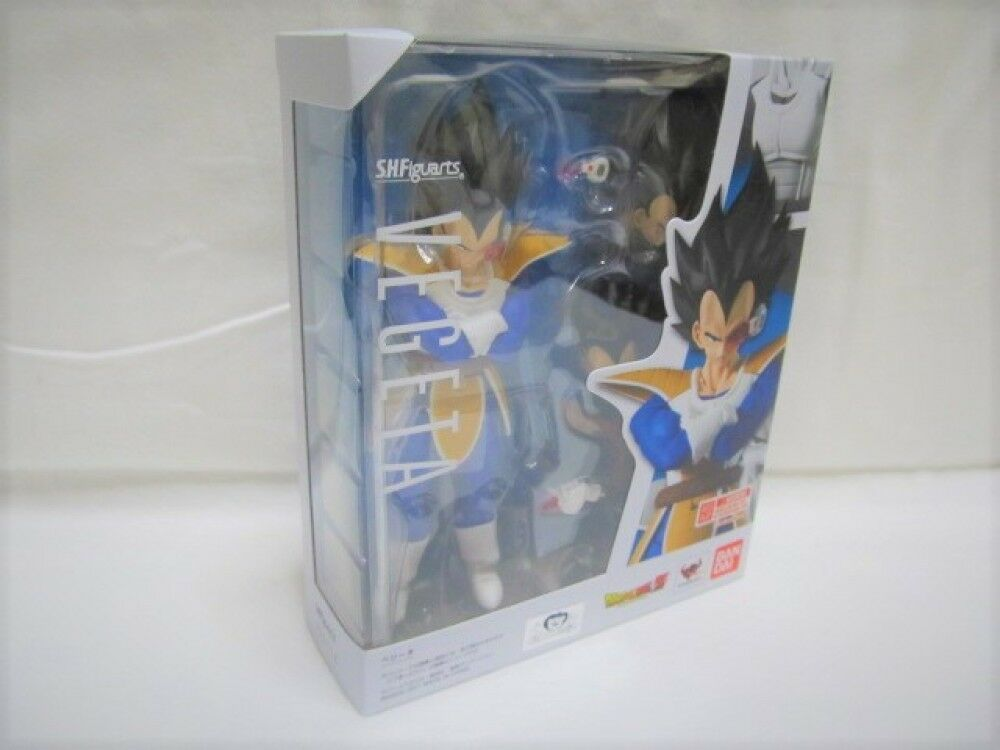 S.H.Figuarts Dragon Ball Vegeta Action Figure Bandai ,NEW