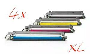 4 TONER XL COMPATIBILE per SAMSUNG XPRESS C 430 c430 Series c-430w c480fn c480fw