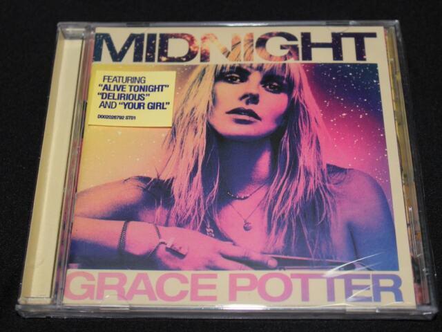 Midnight by Grace Potter CD