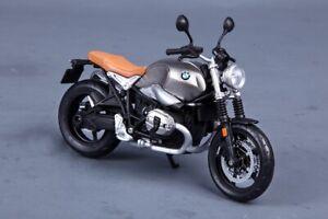 MAISTO-1-12-BMW-R-nineT-Scrambler-Diecast-MOTORCYCLE-BIKE-MODEL-NEW-IN-BOX