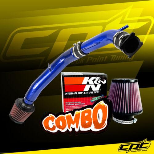 K/&N Air Filter 03-07 G35 3.5L V6 Manual Blue Cold Air Intake