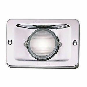 Perko Stern Light Vertical Flush Mount Chrome plated brass 543694 0939DP112V MD