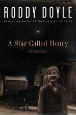 Roddy Doyle~A STAR CALLED HENRY~SIGNED 1ST/DJ~NICE COPY