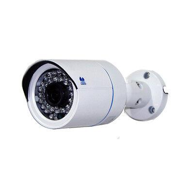 YUCHENG Outdoor Bullet IP POE Camera IR HD 1MP 720P Audio I/O ONVIF Night Vision