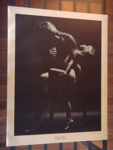 Tony Currin Vintage Poster Mother/'s Child Photo 1970 Original pin-up 1970/'s