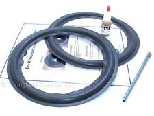 "JBL 10"" 118H, 125A, 127H, 127H-1, 310G, 410G, Woofer Foam Repair Kit - 2 Pack"