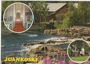 Juankoski-Finland-1985-Postcard-200a