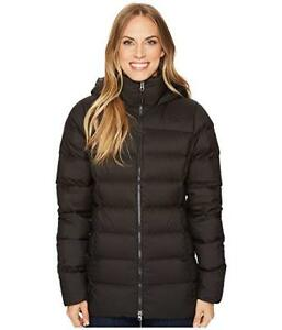 8abd8500e Details about The North Face Women's Nuptse Ridge Parka down insulated  winter coat Black