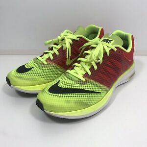 Nike Volt 554682 11 Lunarlon Lunarspeed Trainers Men's red 706 Size Shoe Running rrBxw8