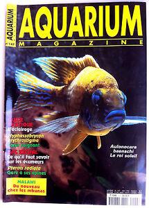 Aquarium Magazine N°147 - Guide Pratique; L'éclairage/ Les écumeurs De Bac Récif