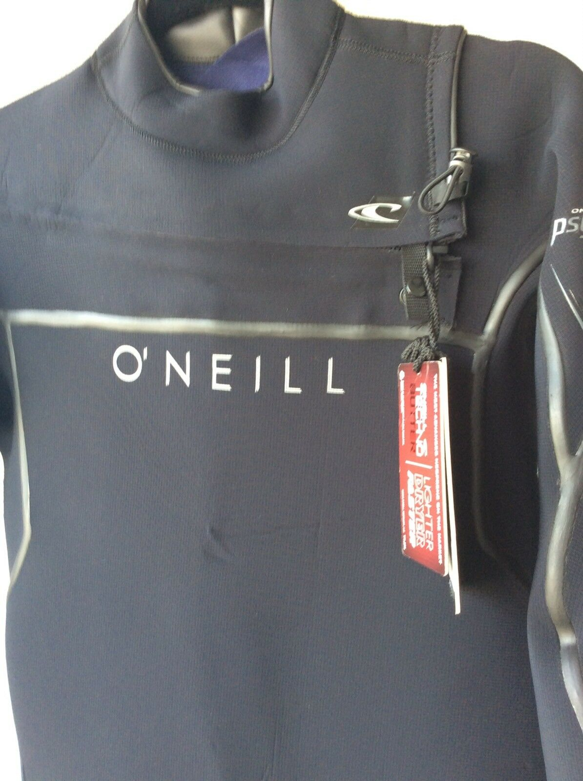 O'Neill Mens Mens Mens Techno Butter  Größe L Lighter Dry Faster Full Wetsuit a7bc67