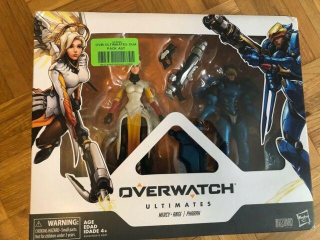 Overwatch Ultimates Mercy / Ange Figure Set