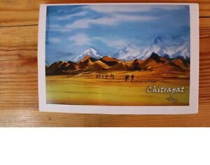 Chitrapat-Handmade-Water-Color-Paper-Block-270-GSM-ROUGH-A4-25-sheets