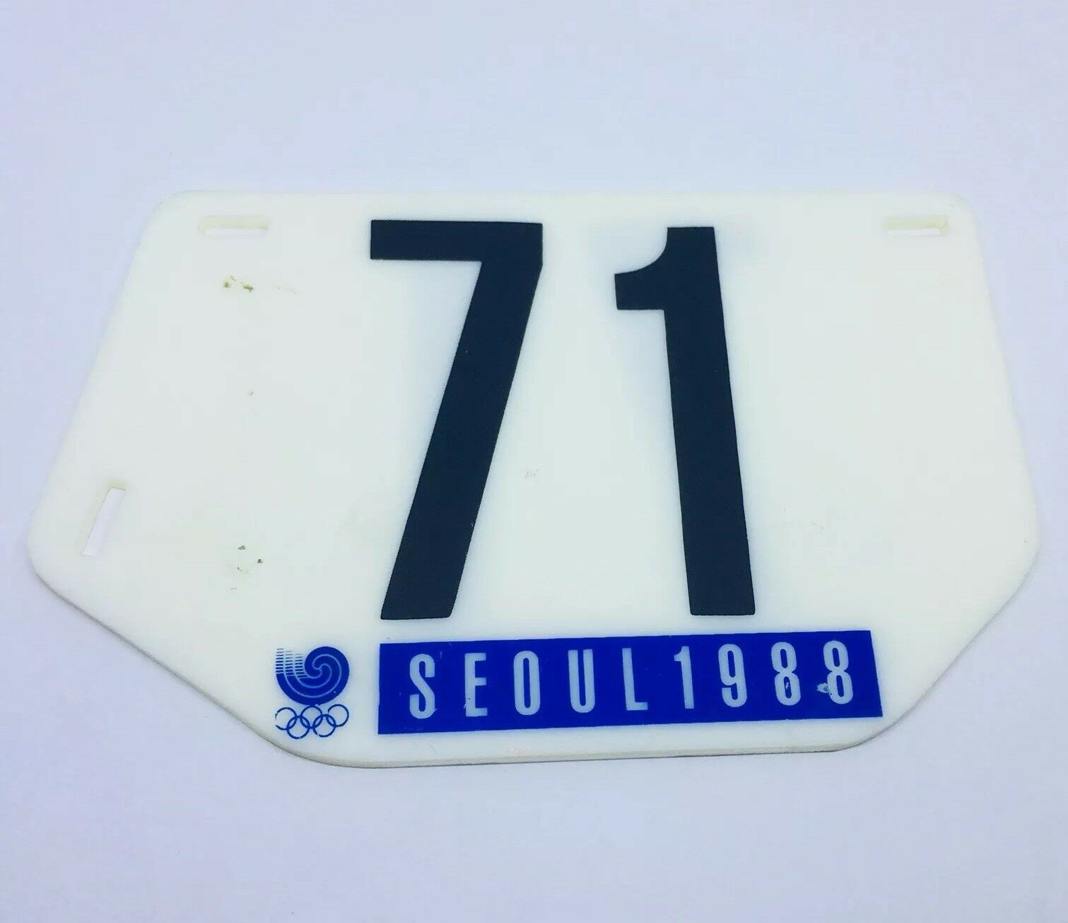 Seoul 1988 Olympic Cycling Frame Number Eroica