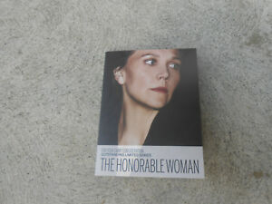 Details about SUNDANCE TV-THE HONORABLE WOMAN-MAGGIE GYLLENHAAL-2 DVD  SET-FYC-EMMY PROMO-LN
