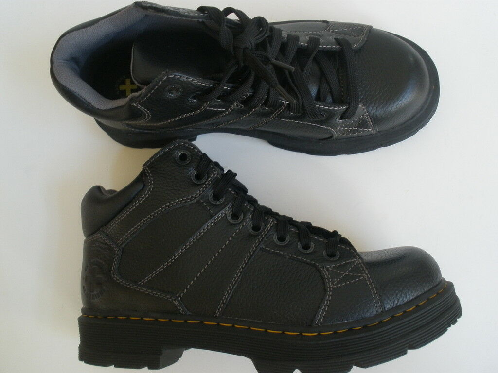 DR.MARTENS LEATHER BOOT MENS US 10 NEW SALE