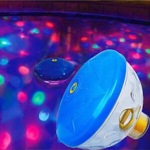 Usa 6 pool light spa pond tub underwater show led for Pool show usa
