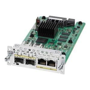 NEW-Cisco-NIM-2GE-CU-SFP-2x-RJ-45-1000Base-T-WAN-Gigabit-Ethernet-1-Gbit-s-SFP