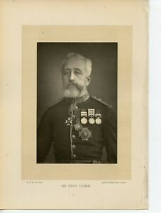Vintage Cabinet Card by W & D Downey Sir Henry Norman, 1st Baronet journalist