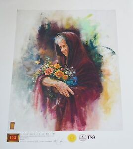 Tom-DuBois-Giclee-Print-Canvas-Art-Mother-International-Gallery-Limited-Edition