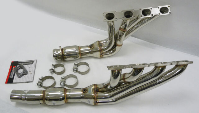OBX Exhaust Headers 90-95 Corvette Zr1 Lt5 VETTE Header
