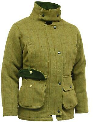 Men/'s Game Berwick Fleece Country Jacket Walking Hiking Silent Shooting Coat