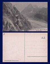 """SUISSE SWITZERLAND MOUNTAINEERING """"CHAMONIX MAUVAIS-PAS ET LA MER DE GLACE"""""""