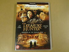 DVD / THE TREASURE HUNTER - GUARDIANS OF THE IMPERIAL TOMB ( JAY CHOU... )