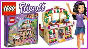 LEGO - 41311 - Friends - La pizzeria dHeartlake  City