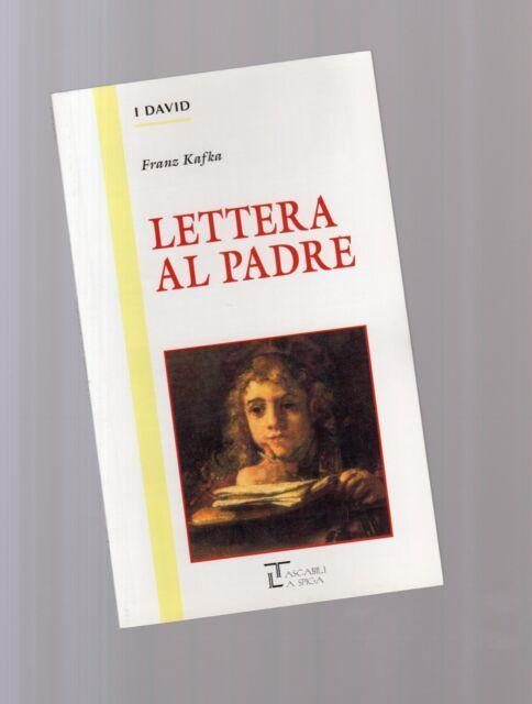 "lettera al padre- franz kafka - serie David la spiga"" - libri nuoovi"