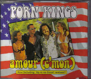 Porn-Kings-Amour-Cmon-cd-maxi-single-10-tracks