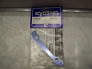 Vintage Kyosho Rc Car Parts Ifw14 Sp Steering Plate 1200 Ebay