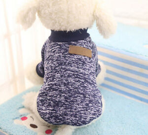 Hot-Pets-Dog-Jacket-Spring-Clothes-Puppy-Cat-Sweater-Coat-Clothing-Apparel-SF