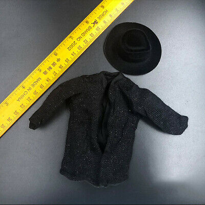 "Hot Toys 1//6 Scale 1:6 MJ Billie Jean Coat /& Hat Model for 12/"" Figure"