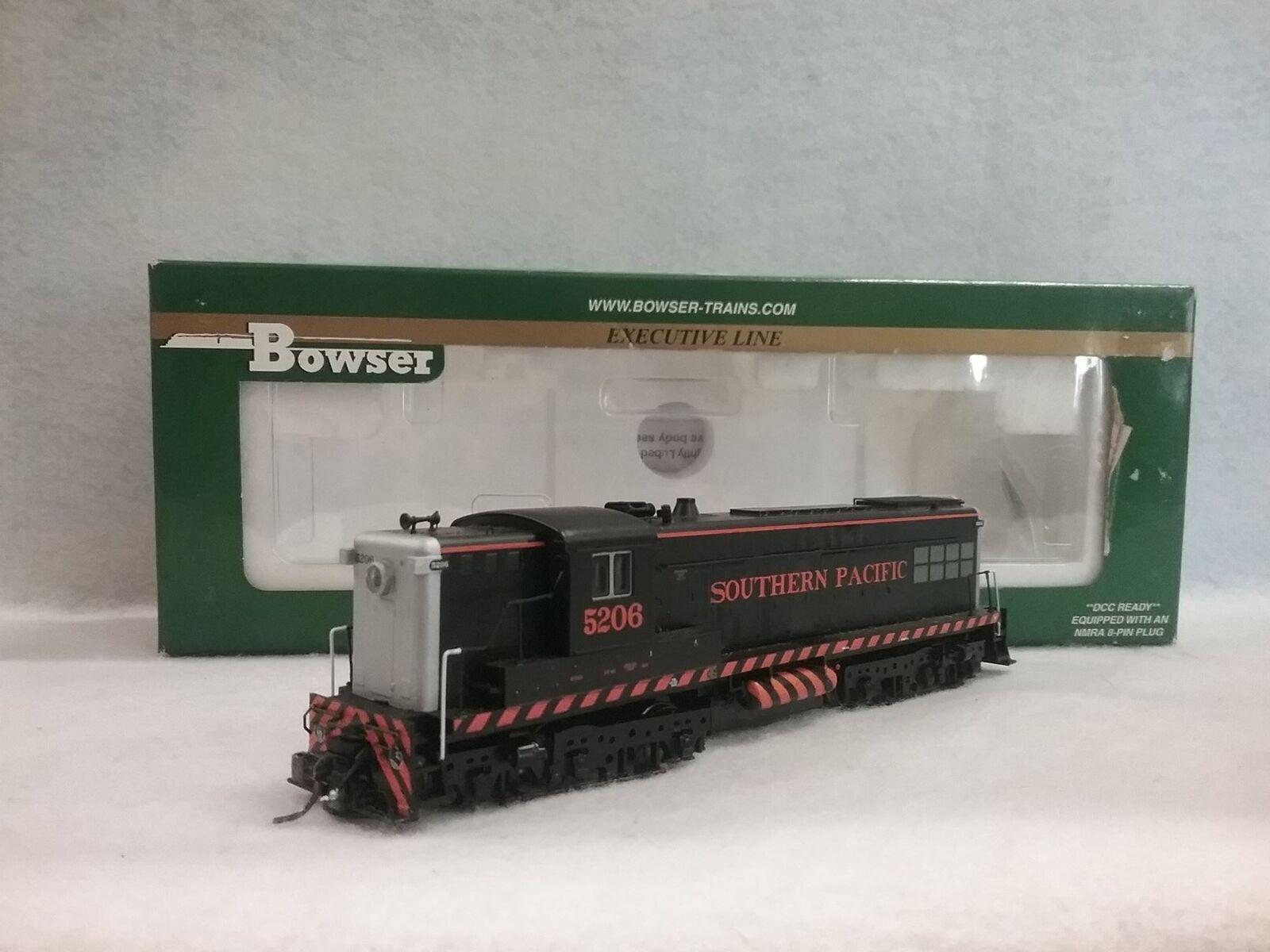 Escala Ho Bowser No.23476 DRS-6-6-1500 No.5206 Locomotora Southern Pacific
