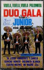 DUO GALA JUNIOR - Vuela Palomita - SPAIN CASSETTE Olympo 1980 - Con Mariachi