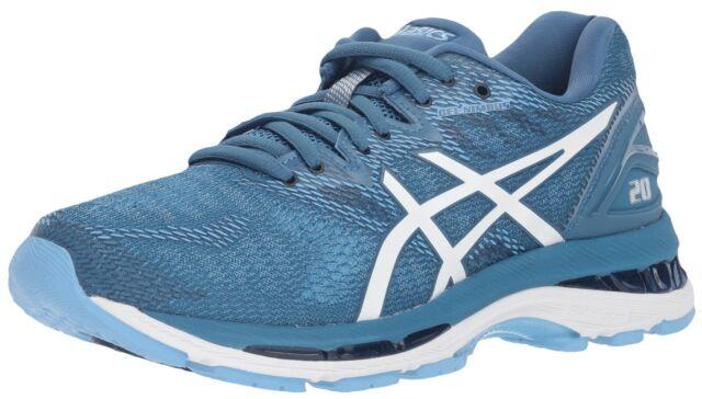 8651e5ee ASICS T850n 401 GEL Nimbus 20 Azure Blue Women's Running Shoes Size 8.5 US