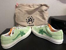 396141ab05e7 Converse One Star X Golf Le Fleur Men s Jade Lime 160327c for sale ...