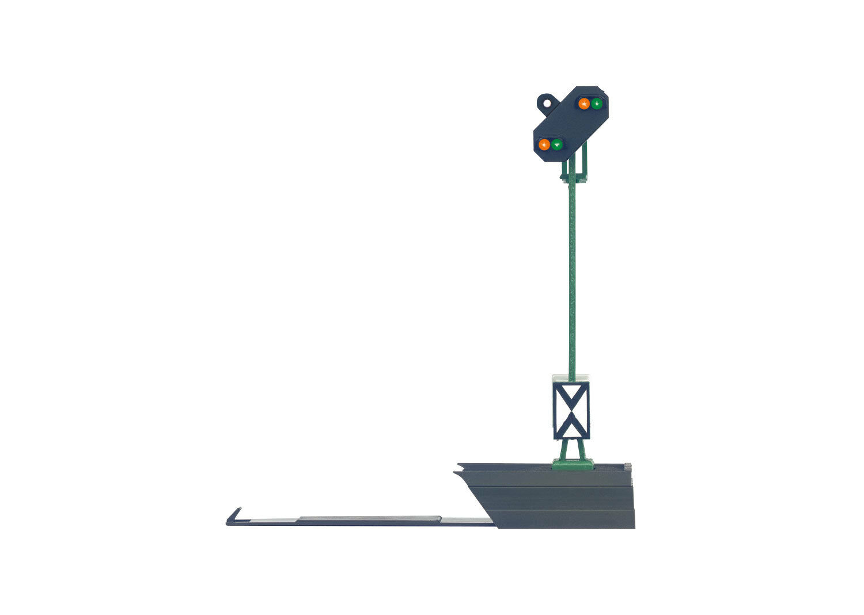 MÄRKLIN 76481 Lichtvorsignal Vorsignalwiederholer  NEU OVP