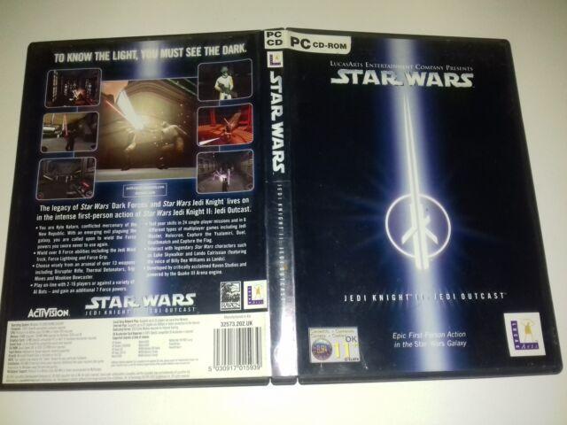 Star Wars: Jedi Knight II -- Jedi Outcast (PC, 2002) 001-020