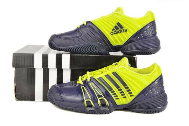 Adidas CC Clima Cool Genius II Tennis Shoes White Mens on