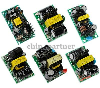 3.3V 5V 9V 12V 15V 24V Power Supply AC-DC DC-DC Buck Converter Step Down Module