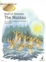 The Moldau Sheet Music Get To Know Classical Masterpieces English Edit 049008344