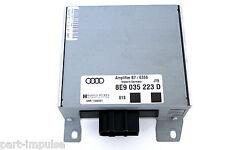 Audi A4 S4 RS4 8E B7 Avant Amplificatore Endstuffe Amplificatore 8E9035223D