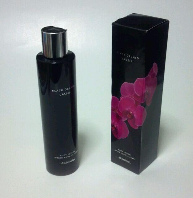 ✔✔✔ ARBONNE Black Orchid Cassis Body Lotion 7 fl.oz 206 ml E. New ✔✔✔