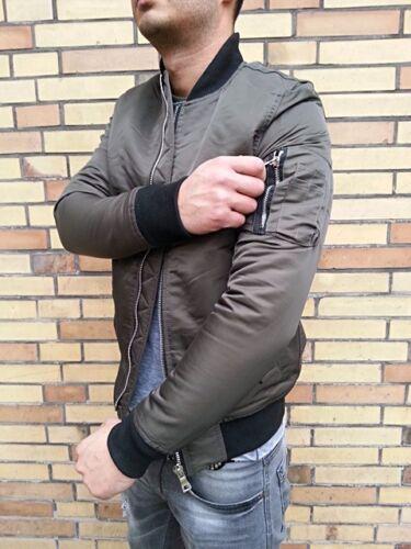 Ghetto da Hashtag Giubbotto stile della da strada volo Khaki nuova generazione militare giacca pAwYfxqw